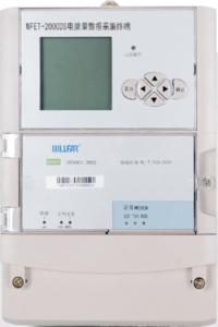 壁挂式电能量数据采集终端WFET-2000D